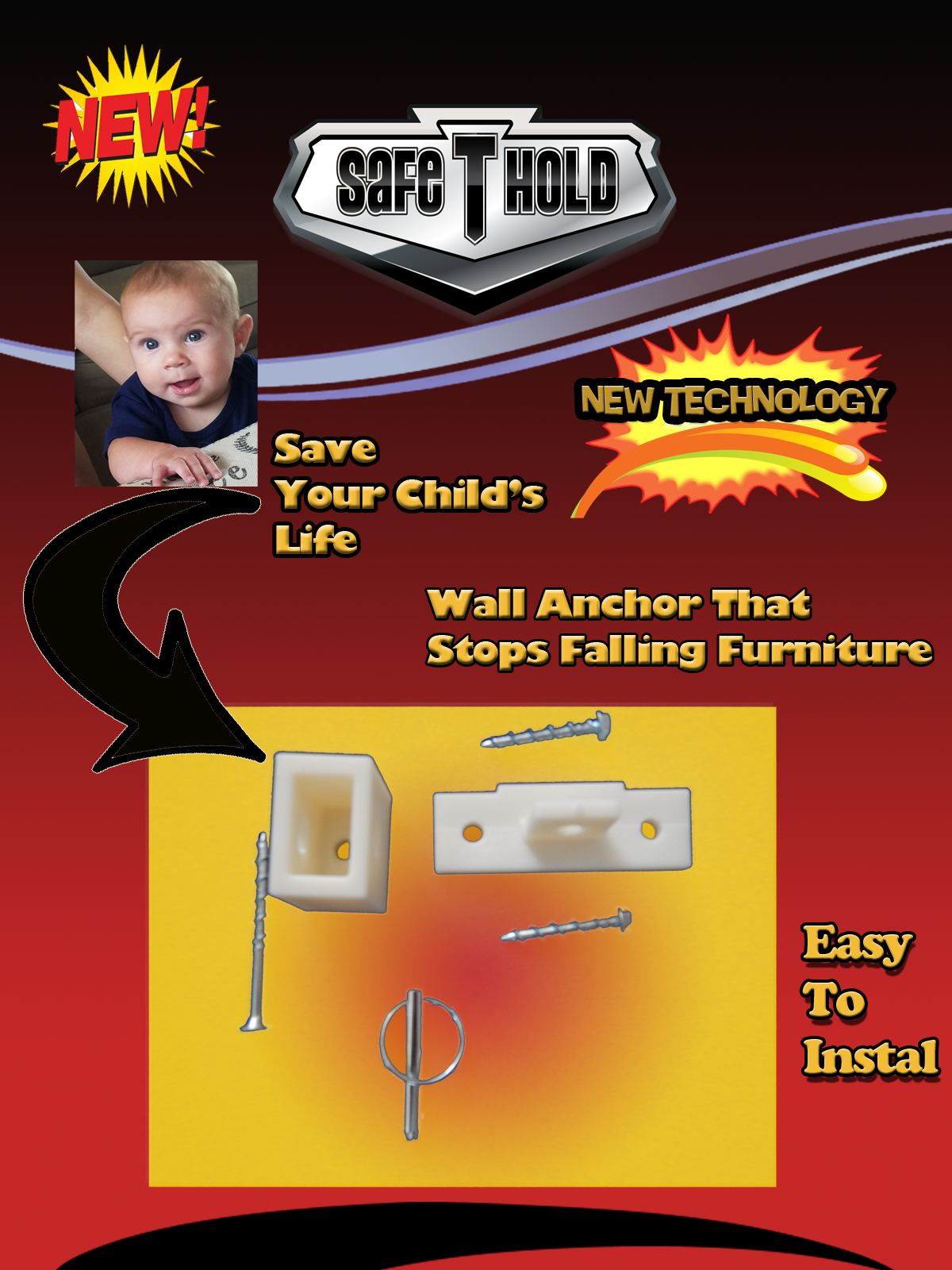 1. newest packaging simpler design with baby